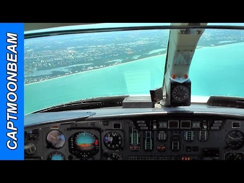 Cessna Citation II Landing Naples Florida APF