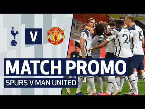MATCH PROMO | SPURS V MAN UNITED | Premier League