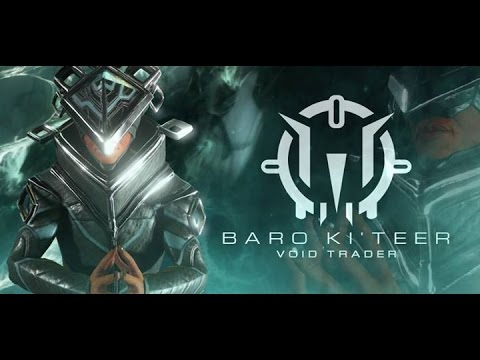 Warframe: Void Trader PC/Consoles 10/7/16