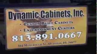 Custom Cabinets In East Lake. Locally Made, Locally Designed. Indoor, Outdoor, We Do It All! 34677