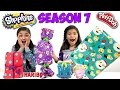 SHOPKINS SEASON 7 All Star Collection, New Shopkins Shoppies Play Doh Surprise Candy