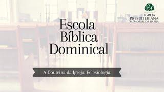 Escola bíblica dominical l Rev. Ricardo Rios