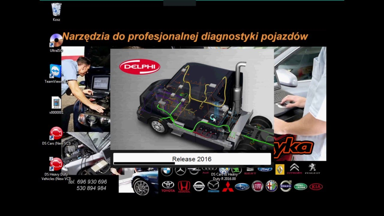 Delphi autocom trucks software 2016 ds150e cdp 2016 1