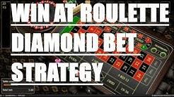 European Roulette Diamond Bet Strategy Win At Roulette Online European Roulette Win At Roulette Win