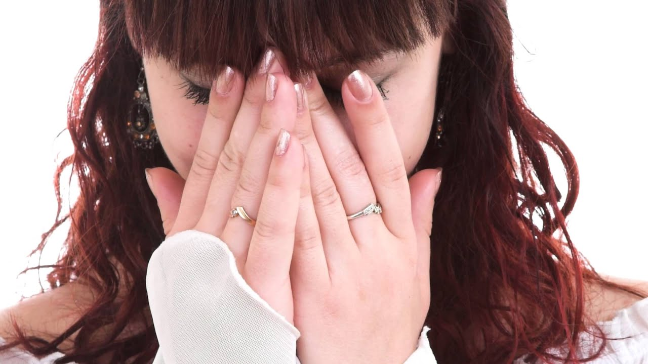 Why nail biters don't cry by CMIcreationstation