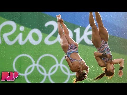 olympics athletes dating