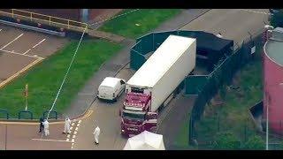 Horror-Fund: 39 Leichen in Container entdeckt