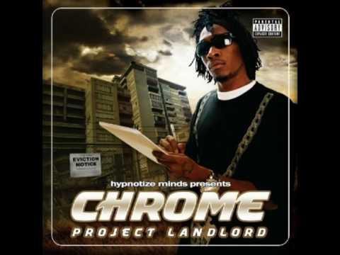 CHROME   - BRICK   HOUSE