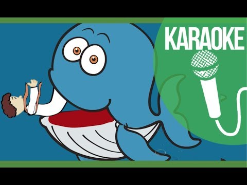 🎤.  Karaoke Jonas e o peixe - Turminha do Rei - Playback II
