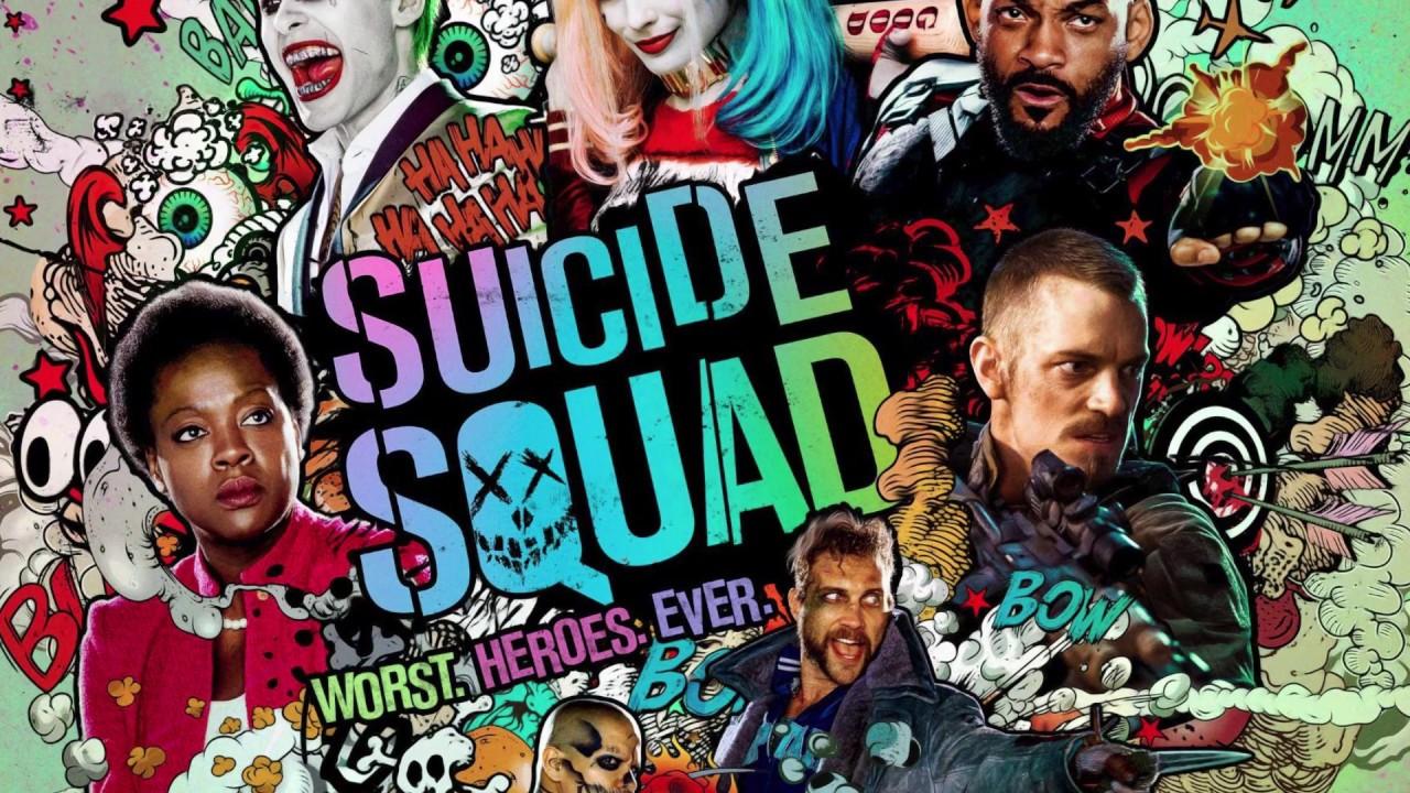 Suicide Squad Auf Deutsch