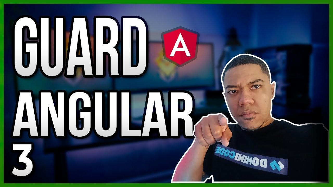 Guard Angular 10 - Login Angular