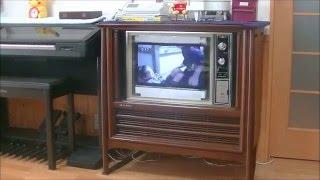 四万十家の液晶テレビは超高級アンティーク家具調テレビ 液晶テレビ 検索動画 22