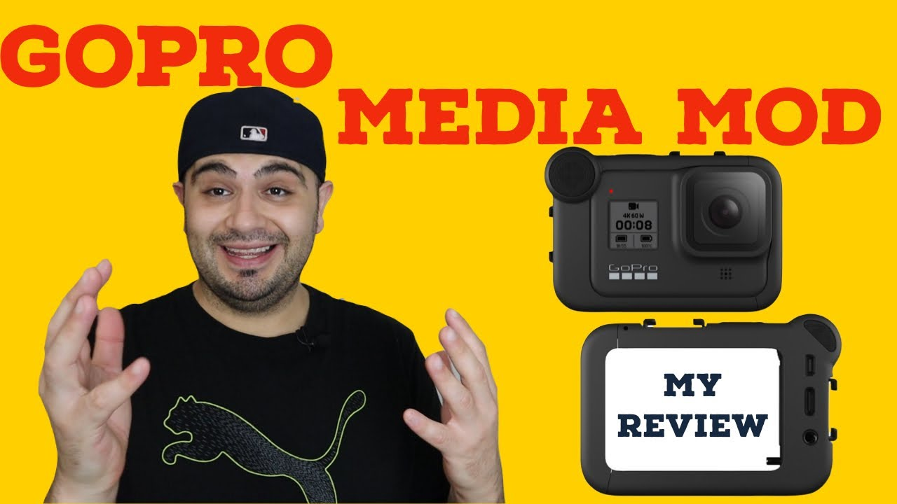 GOPRO MEDIA MOD | A REGULAR PERSON REVIEW