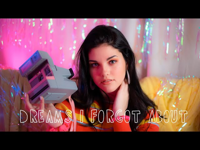 CHAISLYN - Dreams I Forgot About (Visualizer Video)