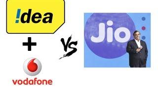 Idea Vodafone Merger against Reliance Jio - Full analysis - UPSC/IAS/PSC