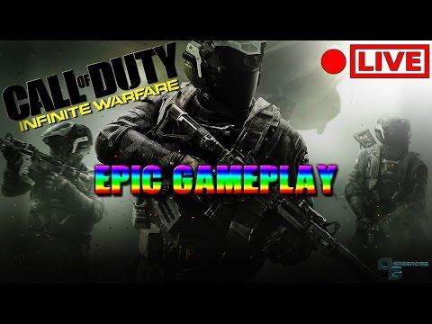 Infinite Warfare DLC 1   MULTIPLAYER EPIC GAMEPLAY   Road to 10 Subs