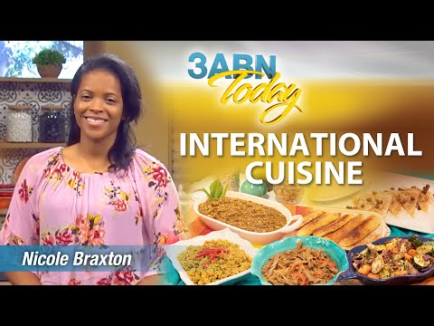 """3ABN Today Cooking - """"International Cuisine"""" with Nicole Braxton (TDYC018028)"""
