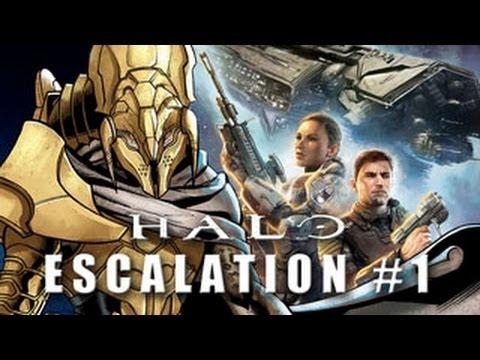HALO ESCALATION ISSUE 1 EPUB