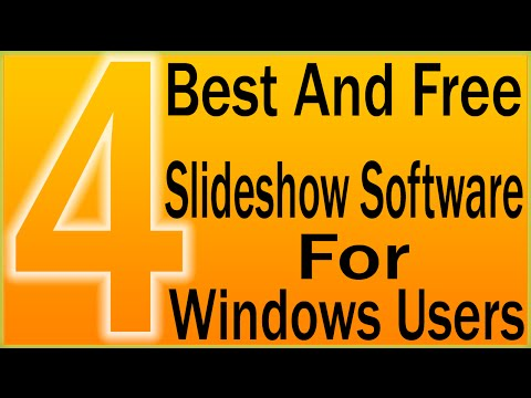 slideshow software windows