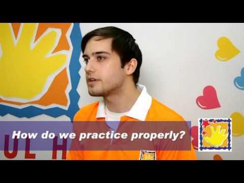 Teacher's interview Practice 01