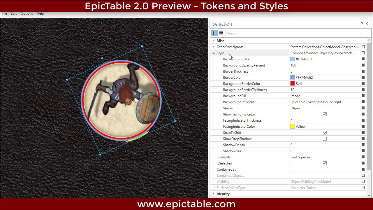 maps | EpicTable RPG Virtual Tabletop