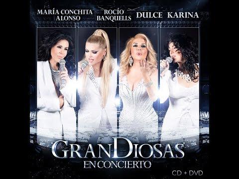 GranDiosas En Vivo (En Vivo Desde México D.F./2014) Volumen 1  Bluray Completo