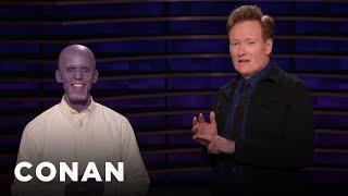 Thanos' Son Danos Is A CONAN Intern - CONAN on TBS