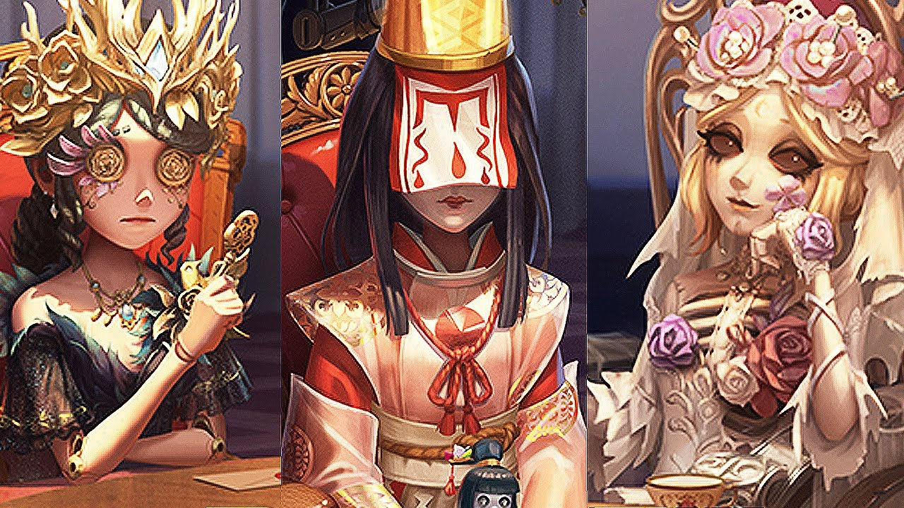 The Wonderful Story Of The Manor – 3rd Anniversary (global) Costumes / Poster / Identity V