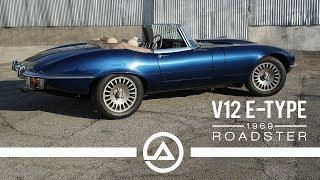 Getting Sideways in the 500 hp 1969 Jaguar E Type | Build Cost $300K