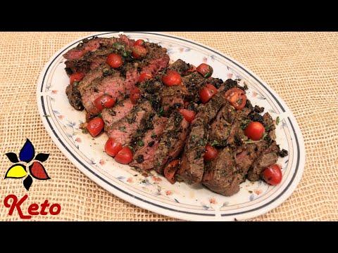 steak-provencal-|-keto-recipes