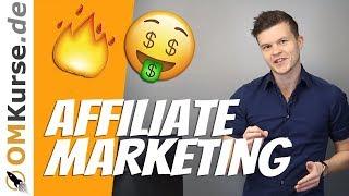 Affiliate Marketing ► Top 5 Programme mit den höchsten Provisionen [Deutsch]