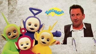 Lee Mack and the Teletubbies - Would I Lie to You? [HD][CC]