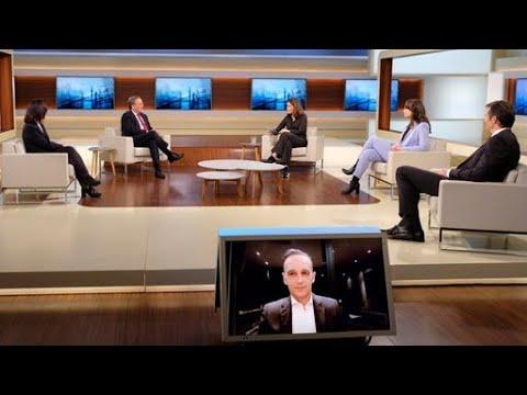Anne WIll 08.11.20 Machtwechsel im Weißen Haus - können Biden und Harris die USA wieder vereinigen?