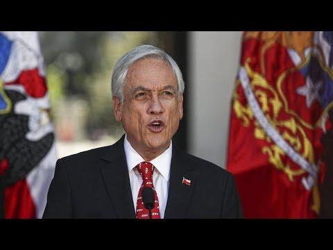 Piñera afirma que la acusación parlamentaria en su contra