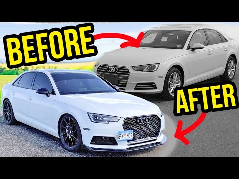 building-an-audi-a4-b9-in-10-minutes-like-throtl!