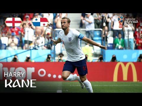 Harry KANE Goal -  England v Panama - MATCH 30
