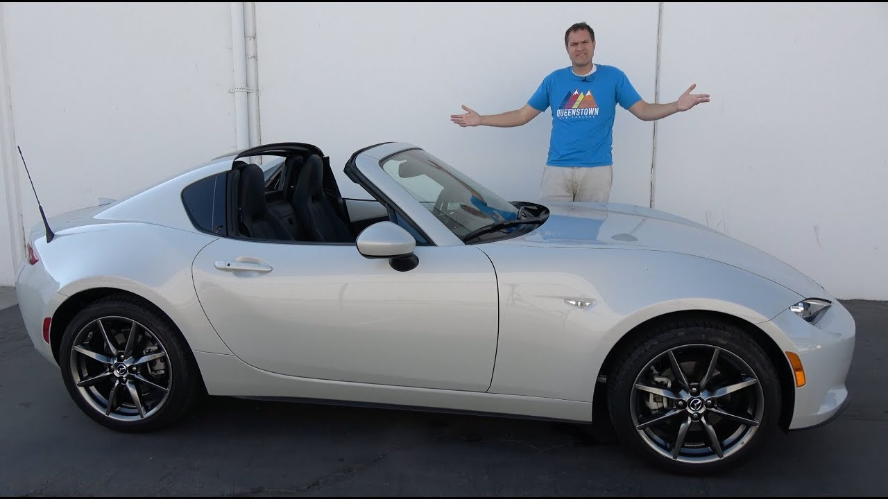 Here's Why the 2019 Mazda MX-5 Miata Is the Best Miata Yet
