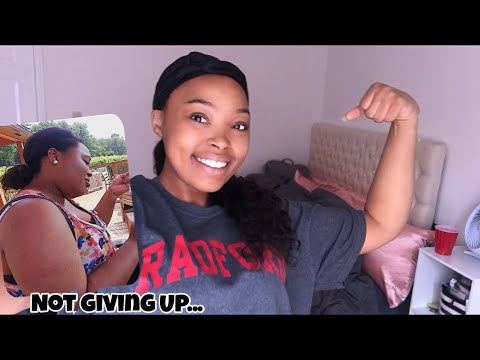 LOSING ARM FAT & TONING UP! Working Out From Home - Not Giving Up! | Snatched Series
