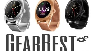 смарт часы cacgo k89 с gearbest smart watch cacgo k89 for gearbest