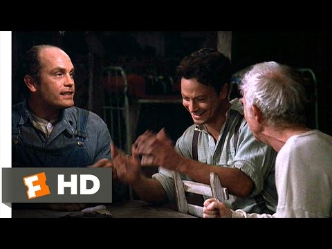 Of Mice and Men (5/10) Movie CLIP - The Plan Is Set (1992) HD