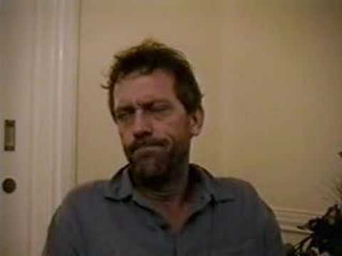 Hugh Laurie - House Casting