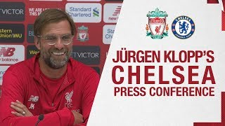 Jürgen Klopp's pre-match press conference | Liverpool v Chelsea