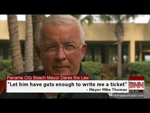 TOP 10 QUOTES BY FLORIDA MAYOR MIKE THOMAS