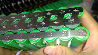 DIY 12V 7Ah 18650 UPS Replacement battery