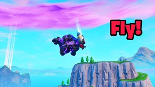 Flying glitch in fortnite (New) Fortnite glitches season 8