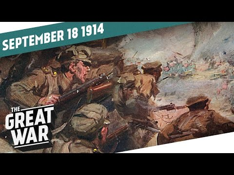 Welcome To The Dirt – The Beginning Of Trench Warfare I THE GREAT WAR - Week 8