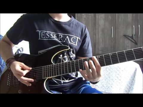 f# 8 string tuning on a 7 string! ibanez rg1077xl baritone