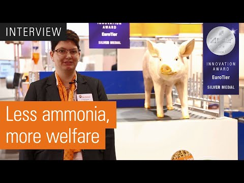 New type of toilet for pigs | PigT | EuroTier 2018