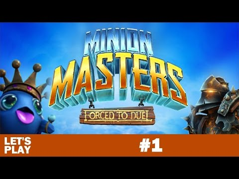 Minion Master ep1 blind with cheshir and Matsuda Yuma Music