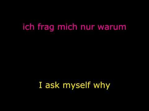 Megaherz - Burn/Rapunzel English Lyrics and Translation
